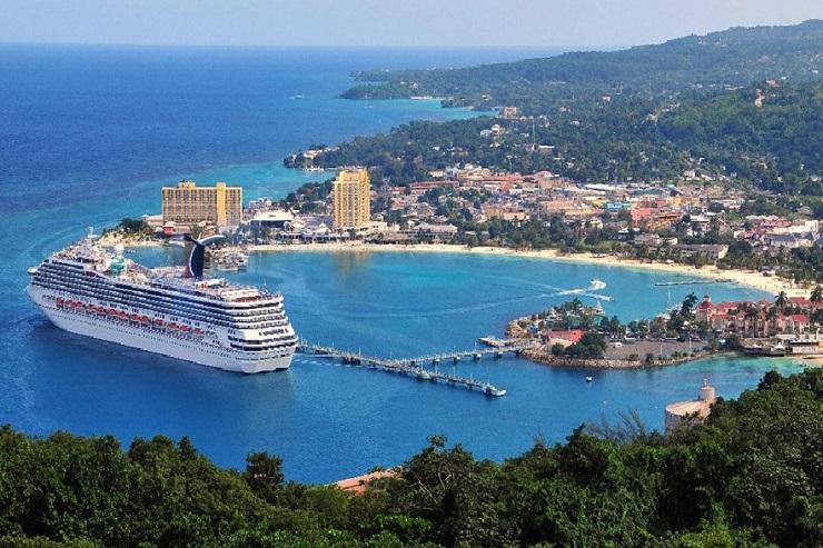 tourism minister says jamaica got a major cruise
