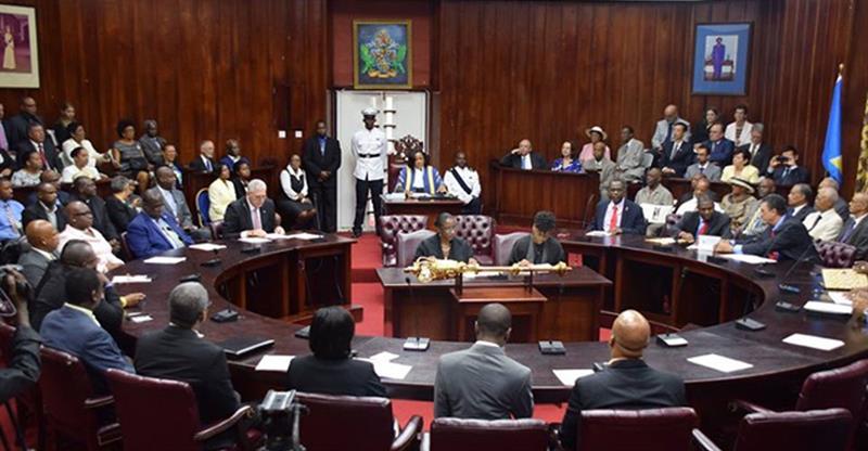 media release  senate sitting today  u2013 st lucia business online